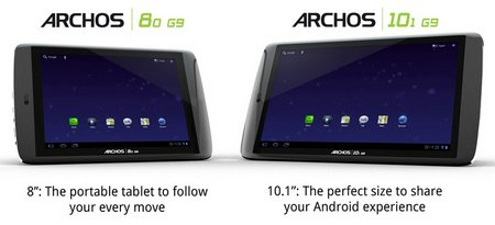 archos g9 android 40 update