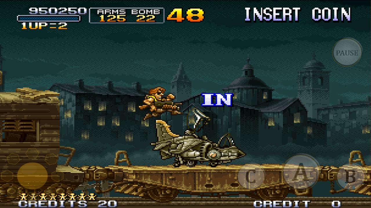 metal slug full game free download for android