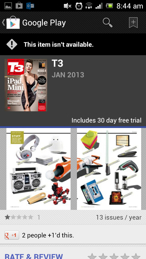 how to publish a magazine on google play