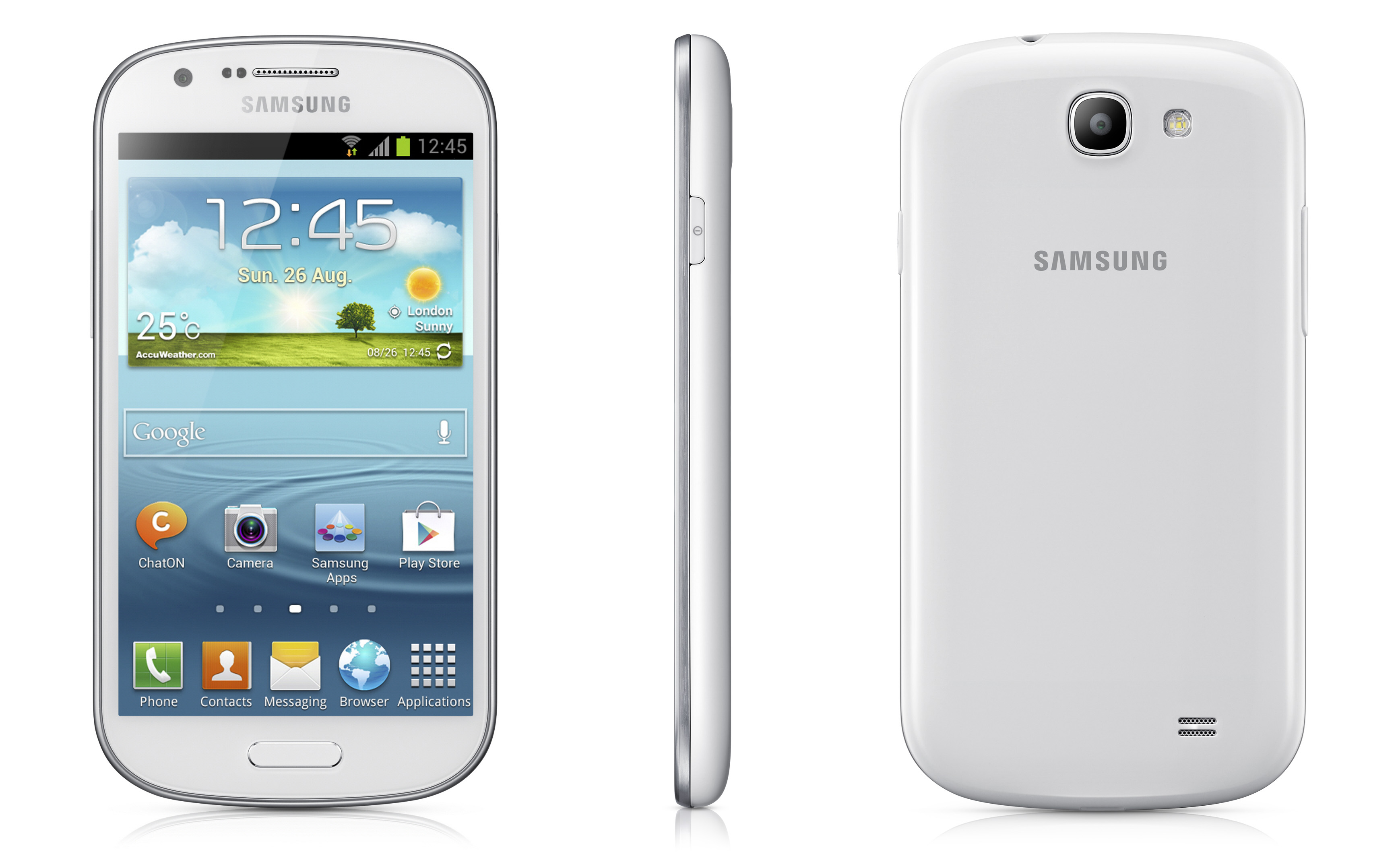 Samsung galaxy express – android 4.1 on a 4.5&; display