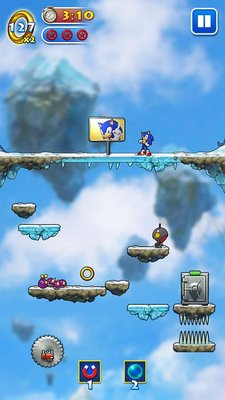 sonic jump android 1
