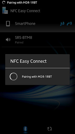 how to connect android phone to sony tv