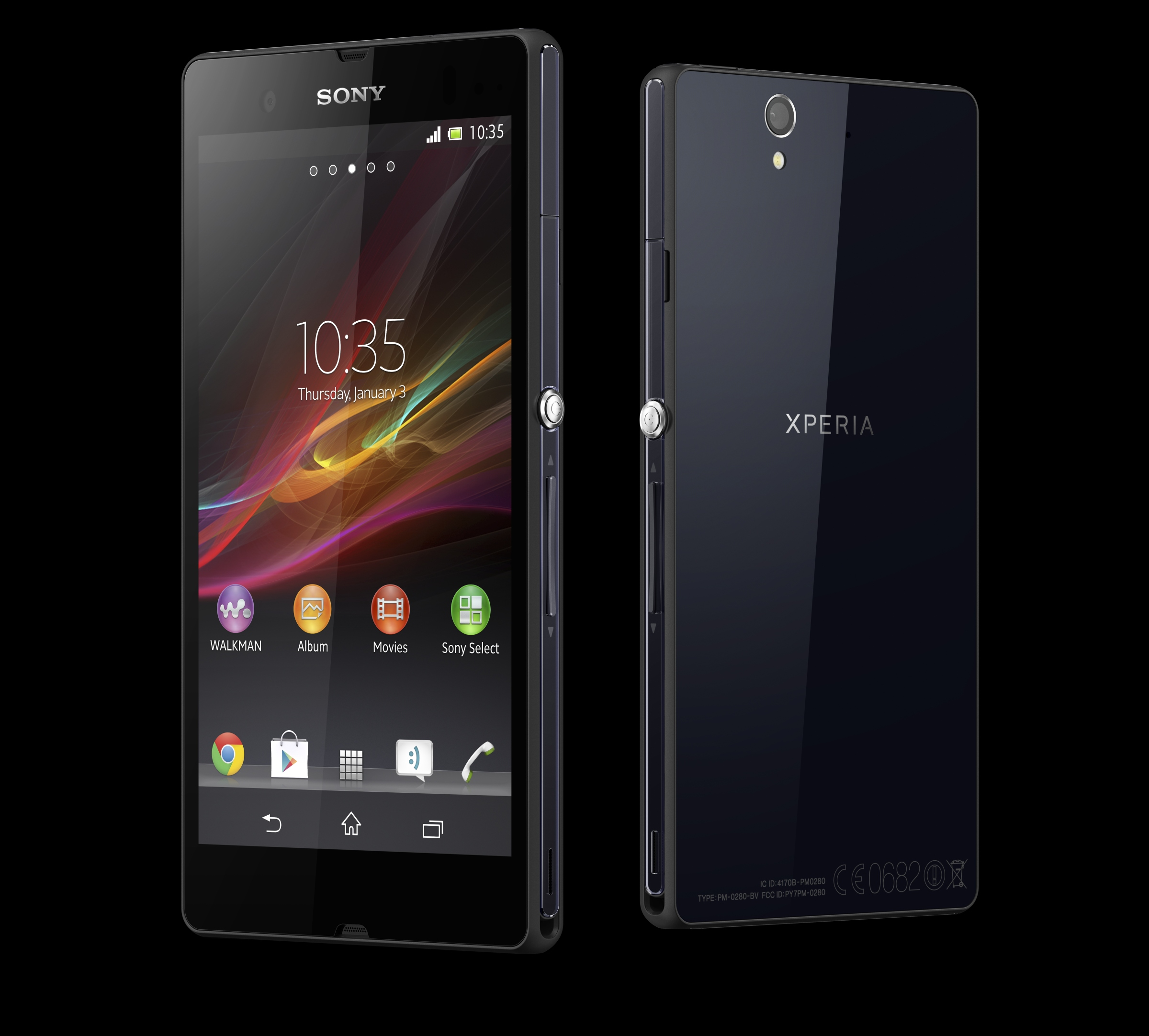 innovative design 10cde db332 Sony Xperia Z – Waterproof, 5