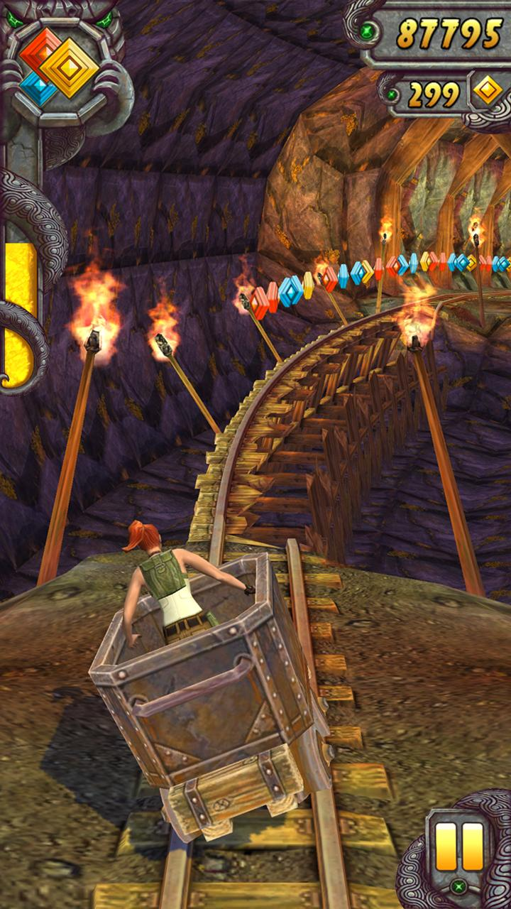 free download temple run game for samsung android mobile