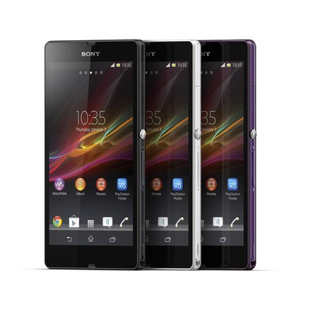 xperia z colours