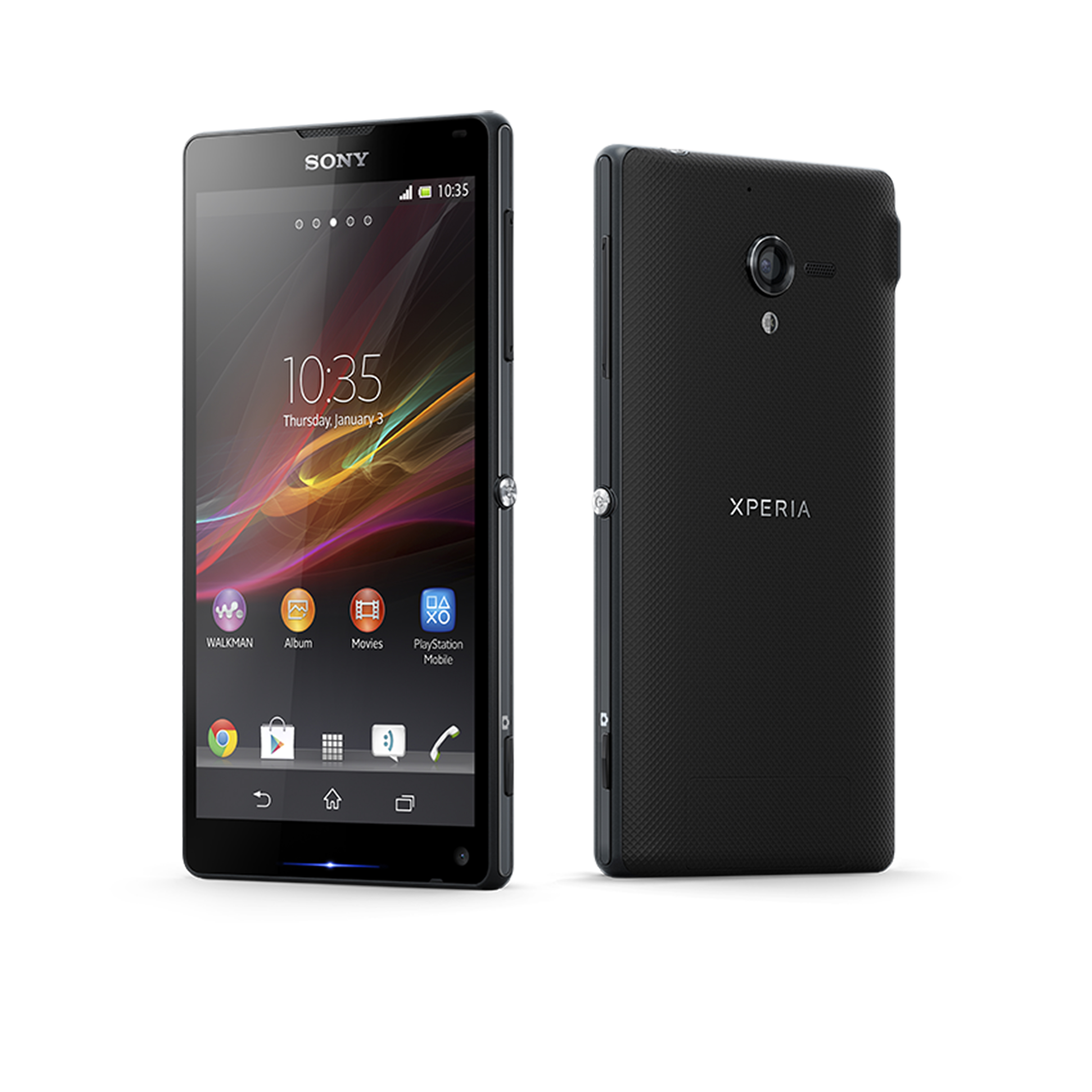 Introducing Xperia™ Z –the best of Sony in a premium smartphone