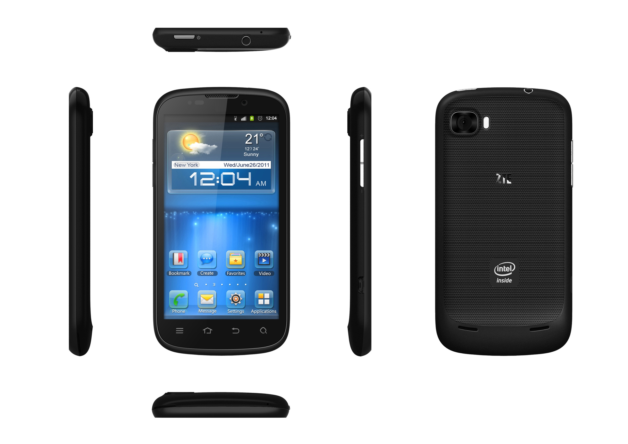 ZTE Grand X IN – Intel Powered Android 4.0 phone