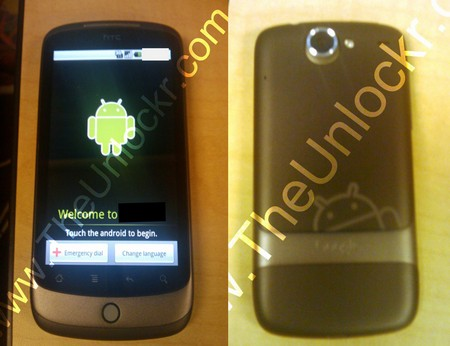 alleged googlephone nexus one htc