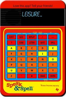 android speak and spell 2