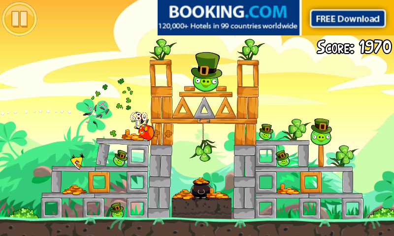 St Patrick's Day Angry Birds Seasons update out – 15 new ...