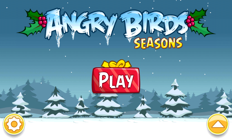 Angry birds seasons android - фото 4