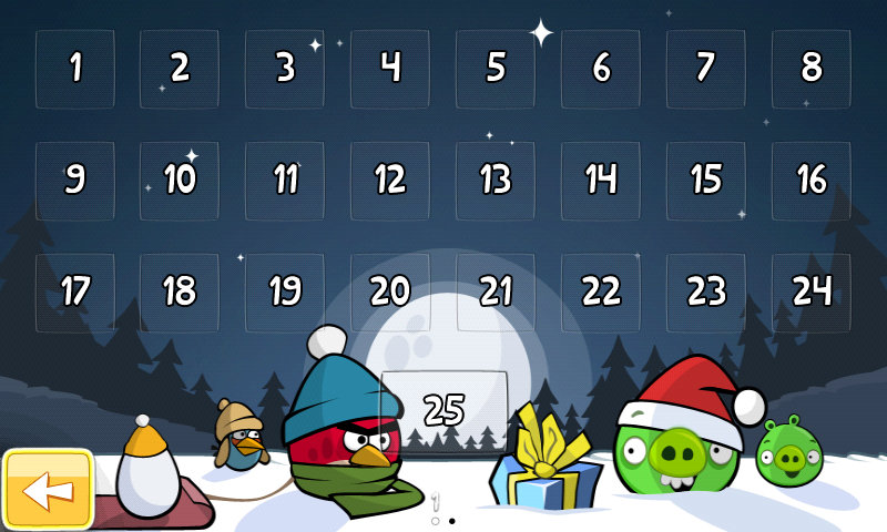 Angry birds seasons android - фото 9