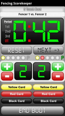 fencing scorekeeper android app 1