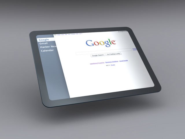 """Google developing an Android tablet in """"stealth mode ..."""