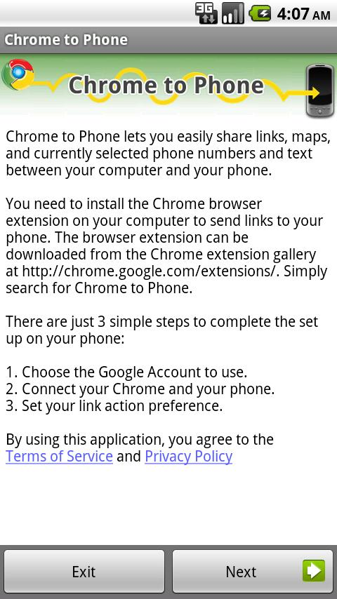 Google chrome for android 2. 2 free download.