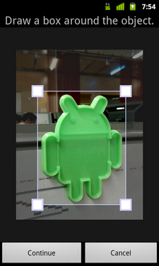google goggles update 1