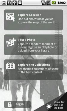 historypin android app 1