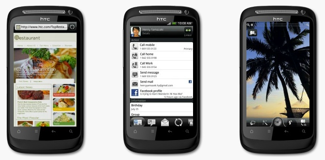 HTC Desire S Android 2.3.5 now live, complete with HTC ...