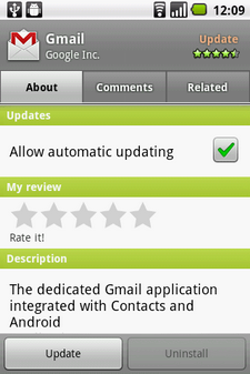 htc magic froyo update 12