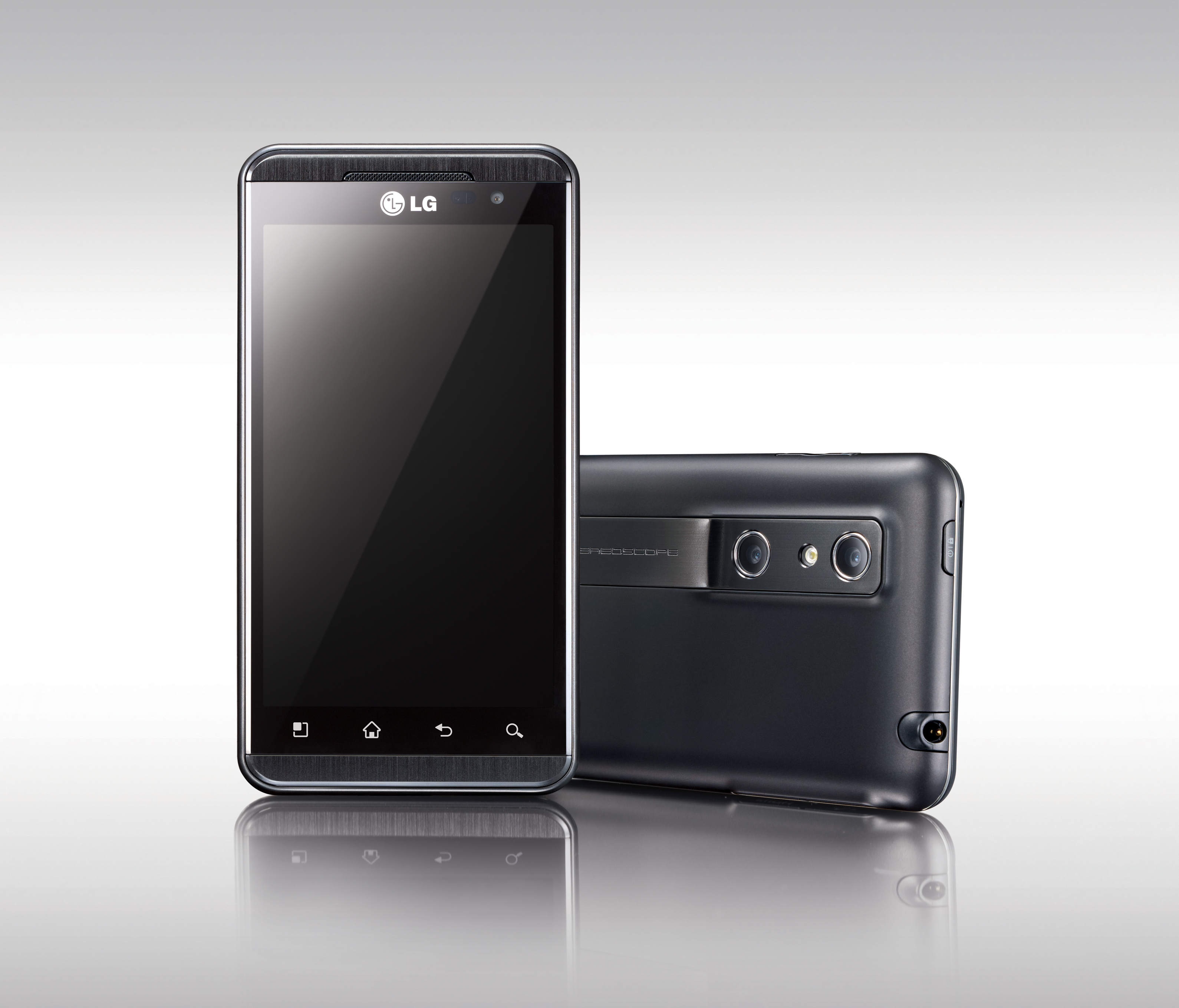 """LG Optimus 3D confirmed – Euro launch """"from early Q2 ..."""