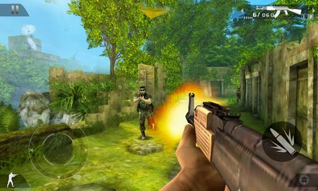 ModernCombat2 Android 1