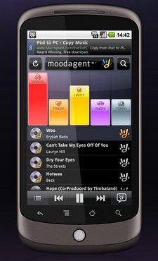 moodagent android app 1