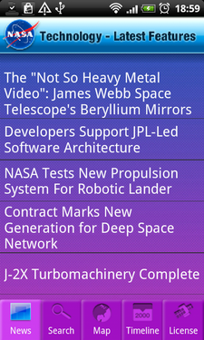 nasa spinoff android 1