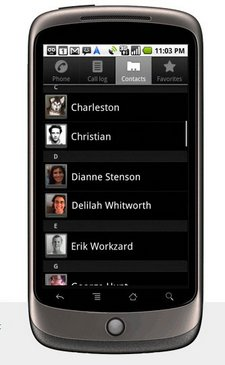 nexus one boosts online sales