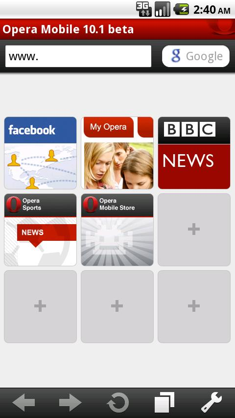 Opera Mini 44.1.2254.142553 for Android - Download