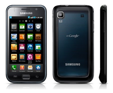 samsung galaxy s gingerbread update launch