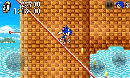 sonic advance 2 android download