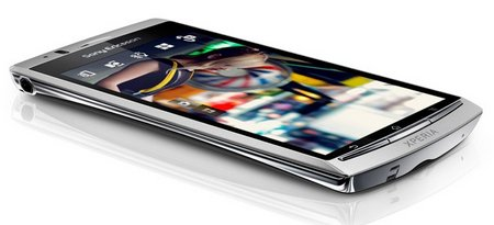 xperia arc silver android 23