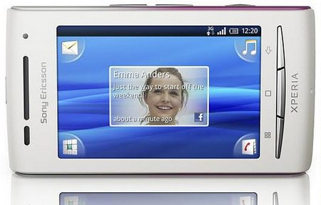 xperia x8 virgin mobile