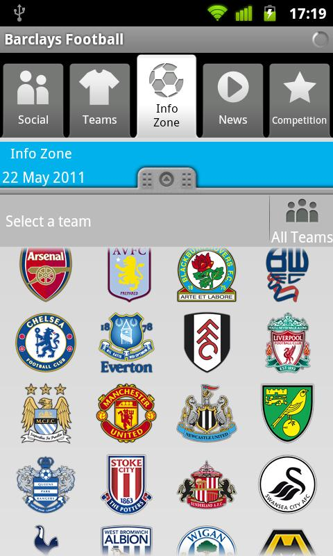 Read even more about football with barclays football eurodroid