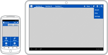 google ics example