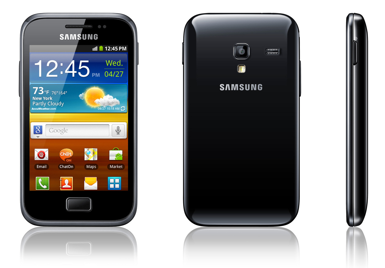 samsung galaxy ace plus 1ghz upgrade android 2 3 eurodroid. Black Bedroom Furniture Sets. Home Design Ideas