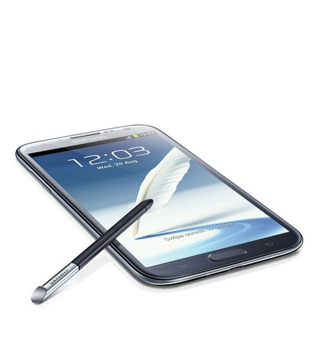 galaxy note 2 samsung