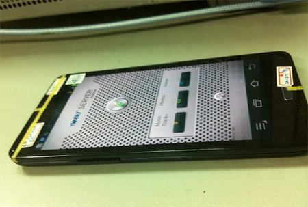 galaxy s3 prototype